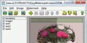 Easy Watermark Creator Ekran Görüntüsü