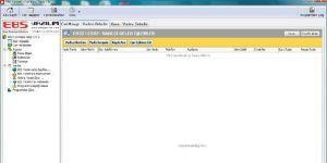 EBS Cari Kasa Takip Ekran Görüntüsü