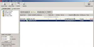 EBS Çek Takip Arşivleme Yazdırma Ekran Görüntüsü