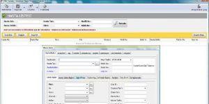 EBS Veteriner Takip Ekran Görüntüsü
