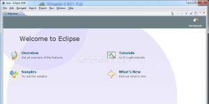 Eclipse Ekran Görüntüsü