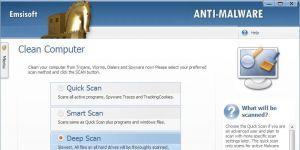 Emsisoft Anti-Malware Ekran Görüntüsü