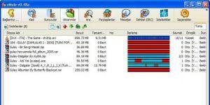 eMule Ekran Görüntüsü