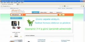 Epazar TR Free Alışveriş Scripti ( ücretsiz ) Ekran Görüntüsü