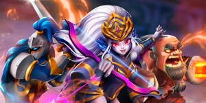 Epic Summoners: Battle Hero Warriors PC (BlueStacks) Ekran Görüntüsü