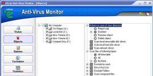 eScan AntiVirus Ekran Görüntüsü