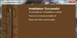Eurobattle Installer Ekran Görüntüsü