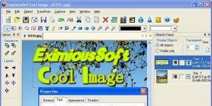 EximiousSoft Cool Image Ekran Görüntüsü