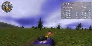 Extreme 4x4 Racing Ekran Görüntüsü