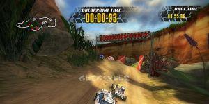 Extreme Jungle Racers Ekran Görüntüsü