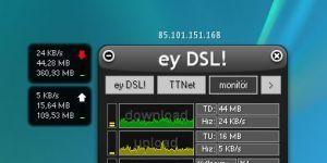 Ey DSL! Ekran Görüntüsü