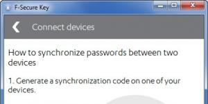 F-Secure KEY Ekran Görüntüsü