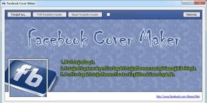 Facebook Cover Maker Ekran Görüntüsü