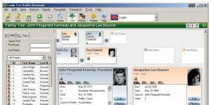 Family Tree Builder Ekran Görüntüsü