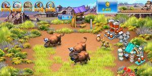 Farm Frenzy ��lg�n Tarla 3 Ekran G�r�nt�s�