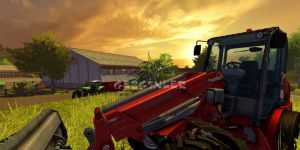 Farming Simulator Ekran G�r�nt�s�
