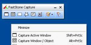 FastStone Capture Ekran Görüntüsü