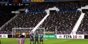 Fifa 2010 Ekran Görüntüsü