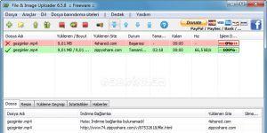 File & Image Uploader Ekran Görüntüsü