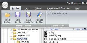 File Renamer Basic Ekran Görüntüsü