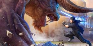 Final Fantasy XV: A New Empire PC (BlueStacks) Ekran Görüntüsü