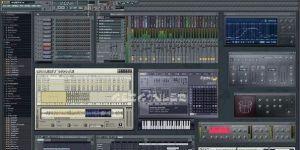 FL Studio Ekran Görüntüsü