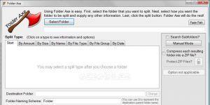 Folder Axe Ekran Görüntüsü