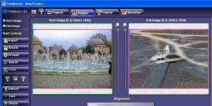 FotoMorph Ekran Görüntüsü