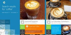 Foursquare Ekran Görüntüsü