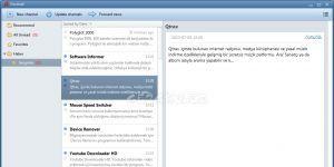 Foxmail Ekran Görüntüsü