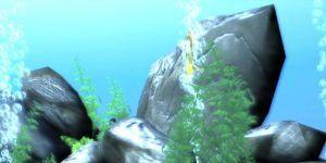 Free 3D Marine Screensaver Ekran Görüntüsü