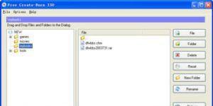 Free Create-Burn ISO Ekran Görüntüsü
