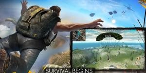 Free-Fire Battlegrounds PC (BlueStacks) Ekran Görüntüsü