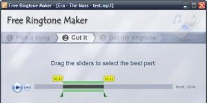 Free Ringtone Maker Ekran Görüntüsü