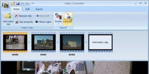 Free Video Converter Ekran G�r�nt�s�