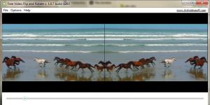Free Video Flip and Rotate Ekran Görüntüsü