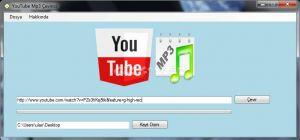 Free YouTube Mp3 Çevirici Ekran Görüntüsü