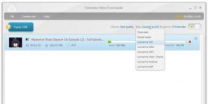 Freemake Video Downloader Ekran G�r�nt�s�