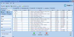 FrostWire Ekran Görüntüsü