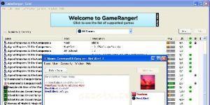 GameRanger Ekran Görüntüsü