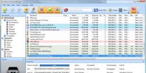 GetGo Download Manager Ekran G�r�nt�s�