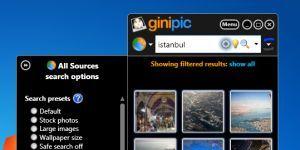 Ginipic Ekran Görüntüsü