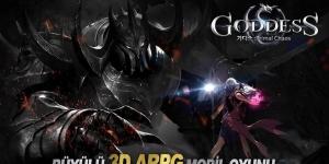 Goddess: Heroes of Chaos PC (BlueStacks) Ekran Görüntüsü