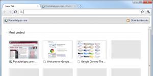 Google Chrome Portable Ekran Görüntüsü