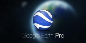Google Earth Pro Ekran Görüntüsü