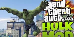 GTA 5 Hulk Modu Ekran Görüntüsü