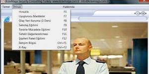 5188 Güvenlik Görevlisi Eğitim Modülü Ekran Görüntüsü