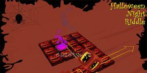 Halloween Night Riddle Ekran Görüntüsü