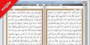 Hasenat Kuran Hatim Programı Ekran Görüntüsü