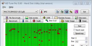 HD Tune Pro Ekran Görüntüsü